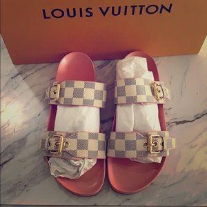Louis Vuitton brand new sandals